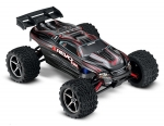 Silver/Red E-Revo VXL: 1/16-Scale 4WD Racing Monster Truck with TQ 2.4 GHz radio system