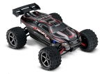 Black E-Revo VXL: 1/16-Scale 4WD Racing Monster Truck with TQi Traxxas Link Enabled 2.4GHz Radio System & Traxxas Stability Management (TSM)