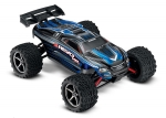 Blue E-Revo VXL: 1/16-Scale 4WD Racing Monster Truck with TQi Traxxas Link Enabled 2.4GHz Radio System & Traxxas Stability Management (TSM)