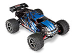 BLUEX E-Revo® VXL: 1/16-Scale 4WD Racing Monster Truck with TQi Traxxas Link™ Enabled 2.4GHz Radio System & Traxxas Stability Management (TSM)