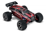 Red E-Revo VXL: 1/16-Scale 4WD Racing Monster Truck with TQi Traxxas Link Enabled 2.4GHz Radio System & Traxxas Stability Management (TSM)