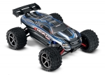 Silver E-Revo VXL: 1/16-Scale 4WD Racing Monster Truck with TQi Traxxas Link Enabled 2.4GHz Radio System & Traxxas Stability Management (TSM)