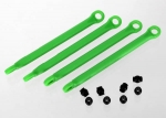 7118G Push rod (molded composite) (green) (4)/ hollow balls (8)