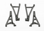 7131 Suspension arm set, front (includes upper right & left and  lower right & left arms)