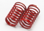 7145 Spring, shock (GTR) (1.76 rate, orange) (1 pair)