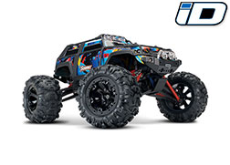72054-5 Summit: 1/16-Scale 4WD Electric Extreme Terrain Monster Truck with TQ 2.4GHz radio system