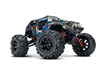RNR Summit: 1/16-Scale 4WD Electric Extreme Terrain Monster Truck with TQ 2.4GHz radio system