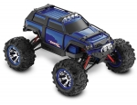 Blue Summit VXL: 1/16-Scale 4WD Electric Extreme Terrain Monster Truck with TQ 2.4GHz radio system
