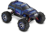 Blue Summit VXL: 1/16-Scale 4WD Electric Extreme Terrain Monster Truck with TQi Traxxas Link Enabled 2.4GHz Radio System & Traxxas Stability Management (TSM)
