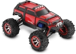 Red Summit VXL: 1/16-Scale 4WD Electric Extreme Terrain Monster Truck with TQi Traxxas Link Enabled 2.4GHz Radio System & Traxxas Stability Management (TSM)