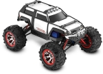 White Summit VXL: 1/16-Scale 4WD Electric Extreme Terrain Monster Truck with TQi Traxxas Link Enabled 2.4GHz Radio System & Traxxas Stability Management (TSM)