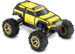 Yellow Summit VXL: 1/16-Scale 4WD Electric Extreme Terrain Monster Truck with TQi Traxxas Link Enabled 2.4GHz Radio System & Traxxas Stability Management (TSM)