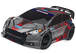 74054-4 Ford Fiesta® ST Rally:  1/10 Scale Electric Rally Racer with TQ 2.4GHz radio system