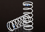7449 Spring, shock, white (GTR xx-long) (1.004 rate blue) (1 pair)