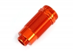 7466A Body, GTR long shock, aluminum (orange-anodized) (PTFE-coated bodies) (1)