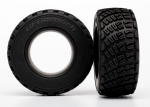 7471 Tires, BFGoodrich® Rally, gravel pattern (2)/ foam inserts (2)