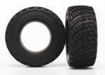 7471R Tires, BFGoodrich® Rally, gravel pattern, S1 compound (2)/ foam inserts (2)