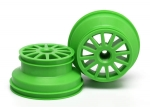 7472X Wheels, green (2)