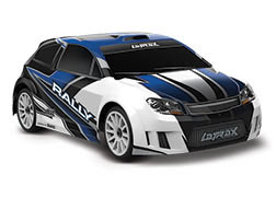 75054-5 LaTrax® Rally: 1/18 Scale 4WD Electric Rally Racer