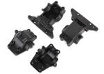 7530 Bulkhead, front & rear / differential housing, front & rear