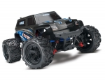 Blue LaTrax Teton: 1/18 Scale 4WD Electric Monster Truck