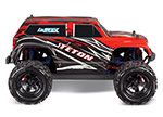RedX LaTrax® Teton: 1/18 Scale 4WD Electric Monster Truck