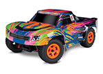Color Burst LaTrax Desert Prerunner: 1/18-Scale 4WD Electric Truck