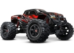 Red X-Maxx: Brushless Electric Monster Truck with TQi Traxxas Link Enabled 2.4GHz Radio System & Traxxas Stability Management (TSM)