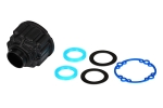 7781 Carrier, differential/ x-ring gaskets (2)/ ring gear gasket/ 6x10x0.5 TW