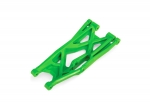 7830G Suspension arm, green, lower (right, front or rear), heavy duty (1)