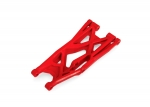 7830R Suspension arm, red, lower (right, front or rear), heavy duty (1)