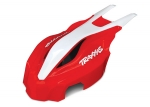 7911 Canopy, front, red/white, Aton®