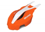 7915 Canopy, front, orange/white, Aton®