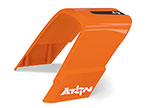 7920 Canopy, roll hoop, orange