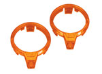 7963 LED lens, motor, orange (left & right)