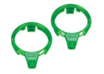 7964 LED lens, motor, green (left & right)