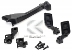 8020 Mirrors, side (left & right)/ snorkel/ mounting hardware (fits #8011 body)