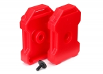 8022 Fuel canisters (red) (2)/ 3x8 FCS (1)