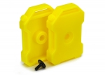 8022A Fuel canisters (yellow) (2)/ 3x8 FCS (1)