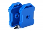 8022R Fuel canisters (blue) (2)/ 3x8 FCS (1)