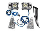 8027 LED headlight/tail light kit (fits #8011 body, requires #8028 power supply)