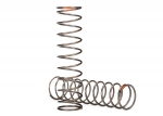 8044 Springs, shock (natural finish) (GTS) (0.39 rate, orange stripe) (2)