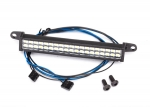 8088 LED light bar, front bumper (fits #8124 front bumper, requires #8028 power supply)