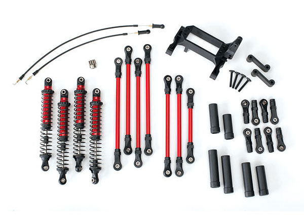 Traxxas TRX-4® Long Arm Lift Kit (#8140R/X)