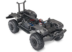 82016-4 TRX-4® Unassembled Kit: 4WD Chassis with TQi Traxxas Link™ Enabled 2.4GHz Radio System