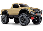 TAN TRX-4® Sport:  1/10 Scale 4WD Electric Truck. Ready-to-Race® with TQ 2.4GHz Radio System, XL-5 HV ESC (fwd/rev), and Titan® 550 motor.
