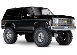 82076-4 TRX-4® Scale and Trail® Crawler with 1979 Chevrolet Blazer Body:  4WD Electric Truck with TQi Traxxas Link™ Enabled 2.4GHz Radio System