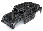 8211X Body, Tactical Unit, night camo (painted)/ decals