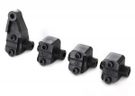 8227 Axle mount set (complete) (front & rear) (for suspension links)