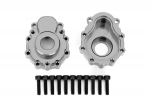 8251A Portal housings, outer, 6061-T6 aluminum (charcoal gray-anodized) (2)/ 2.5x10 CS (12)